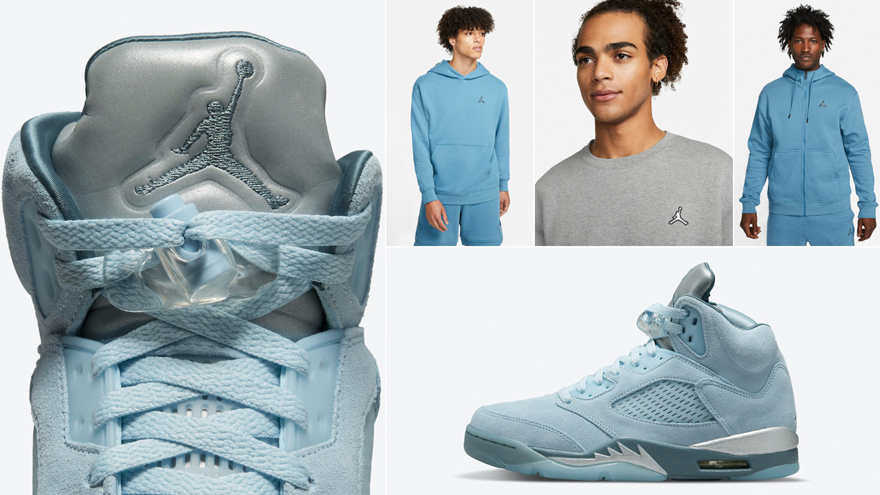air-jordan-5-blue-bird-shirts-outfits