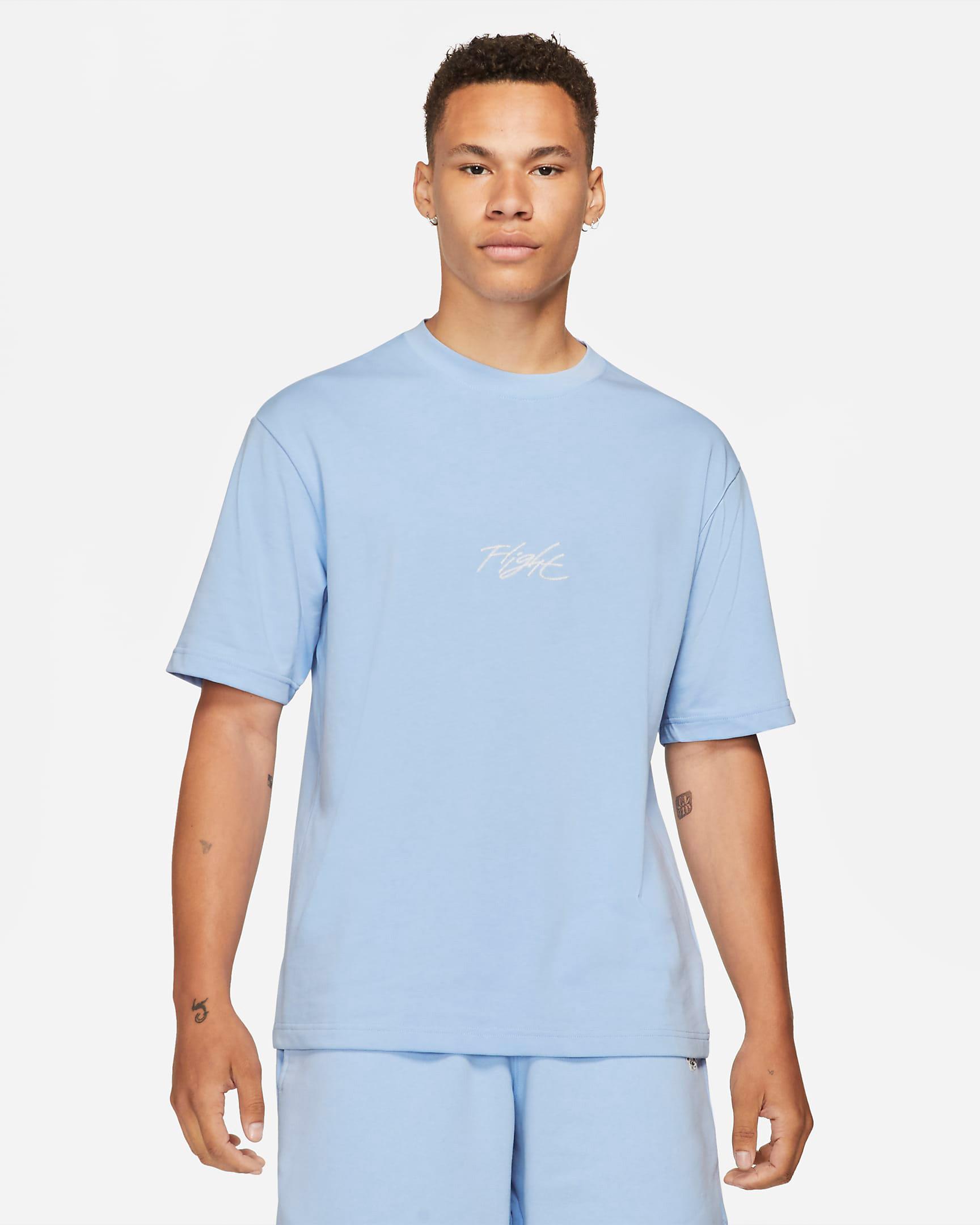 jordan-5-bluebird-shirt