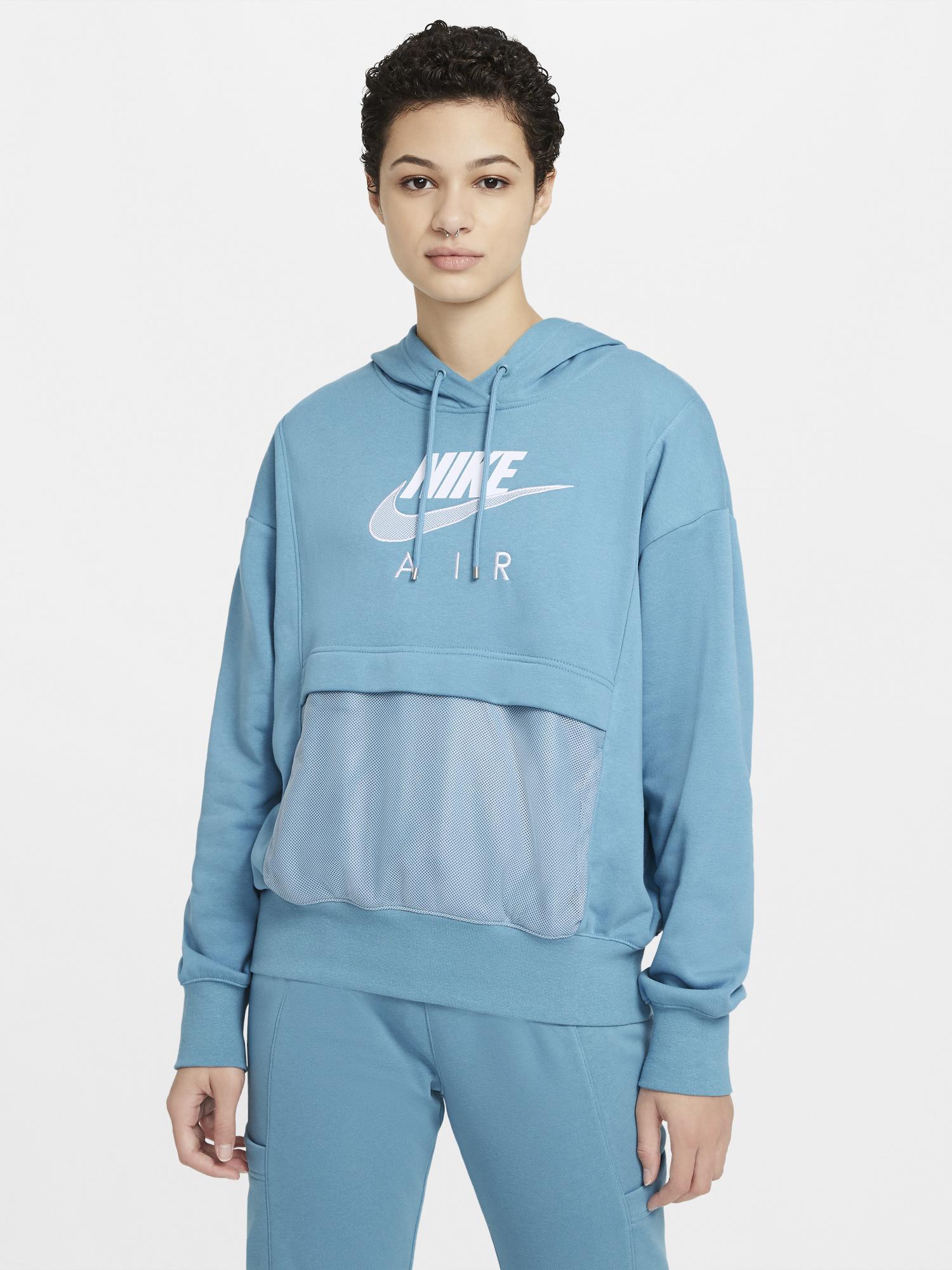jordan-5-bluebird-womens-hoodie-match
