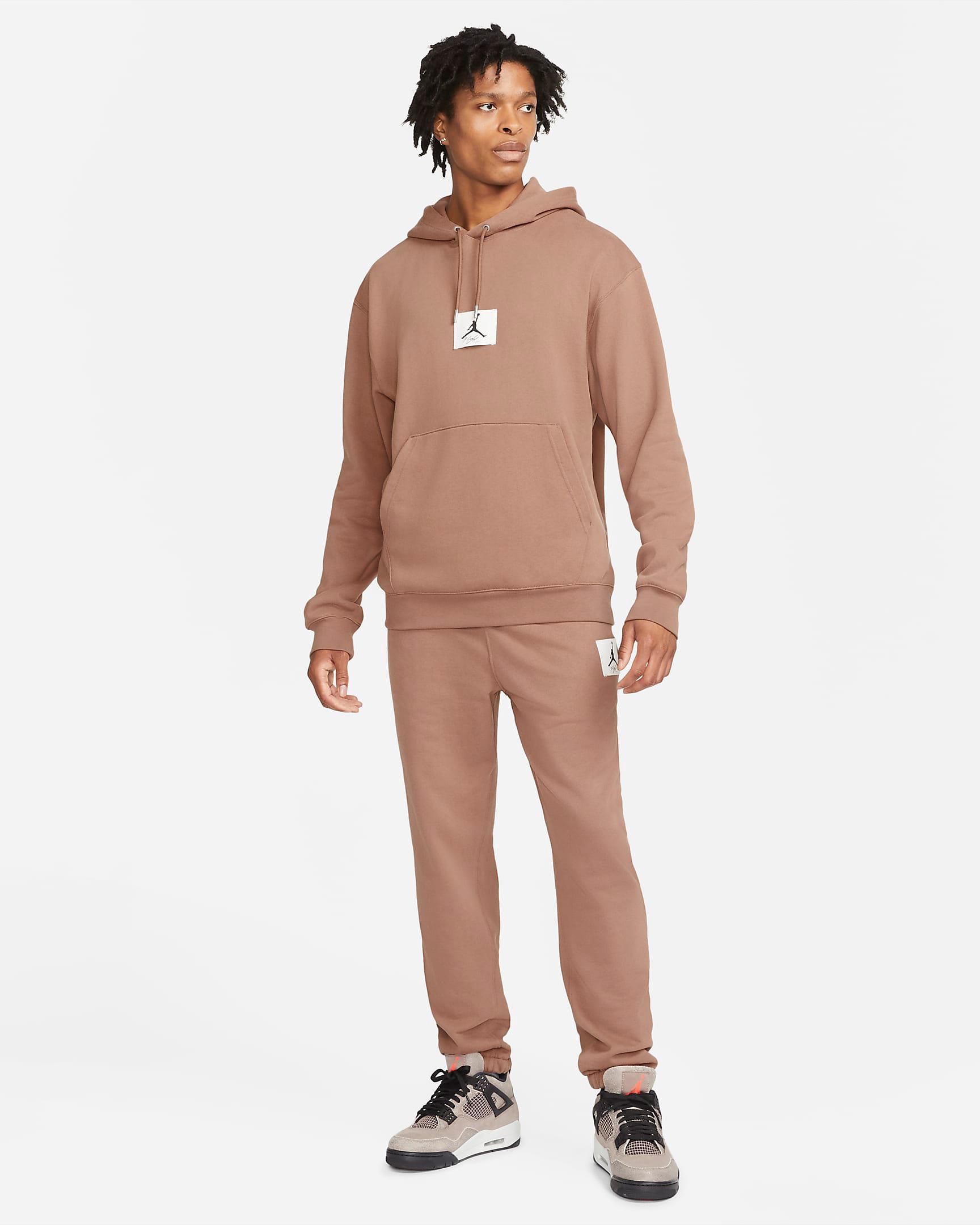 jordan-archaeo-brown-hoodie-pants-outfit