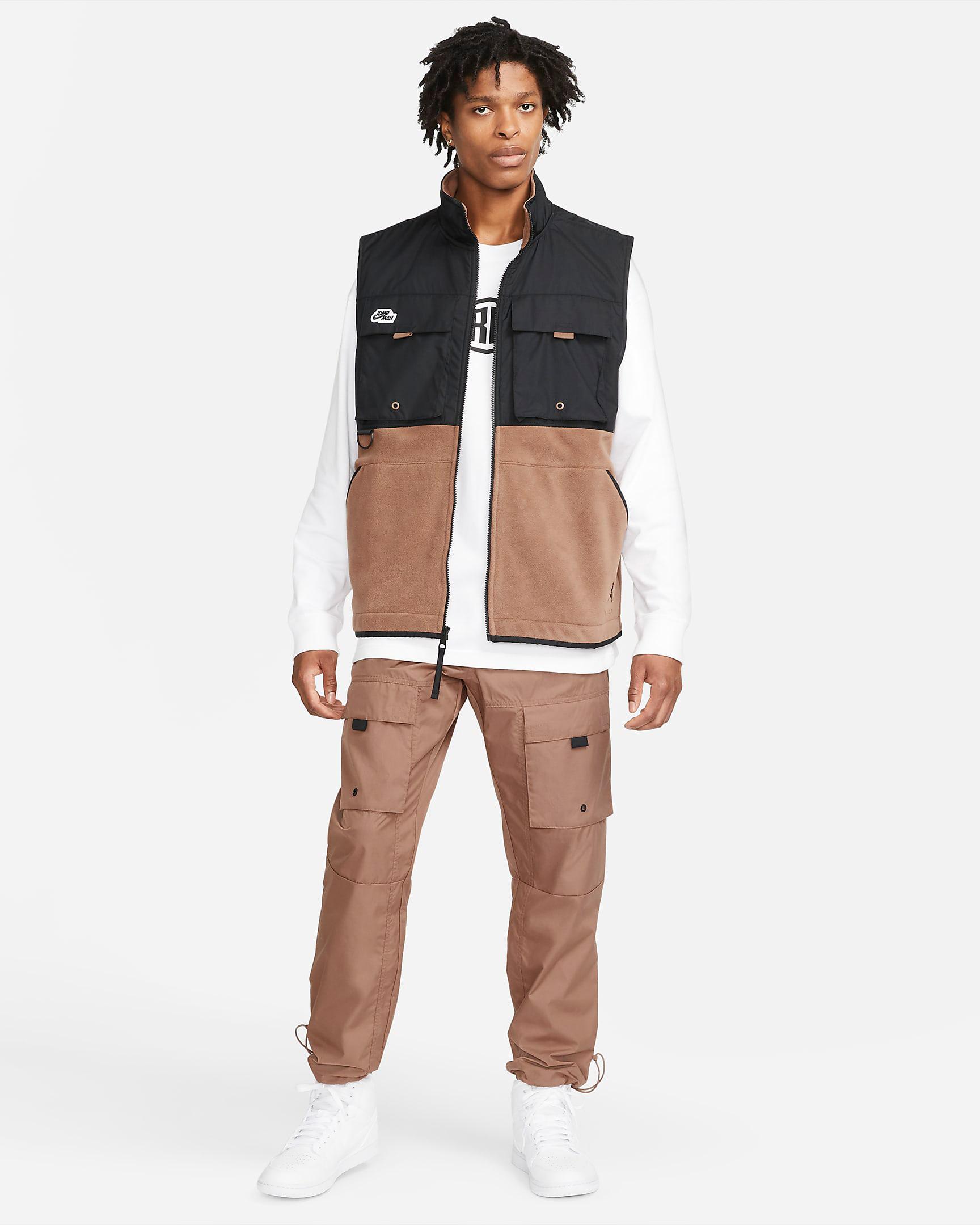 jordan-archaeo-brown-vest-pants-outfit