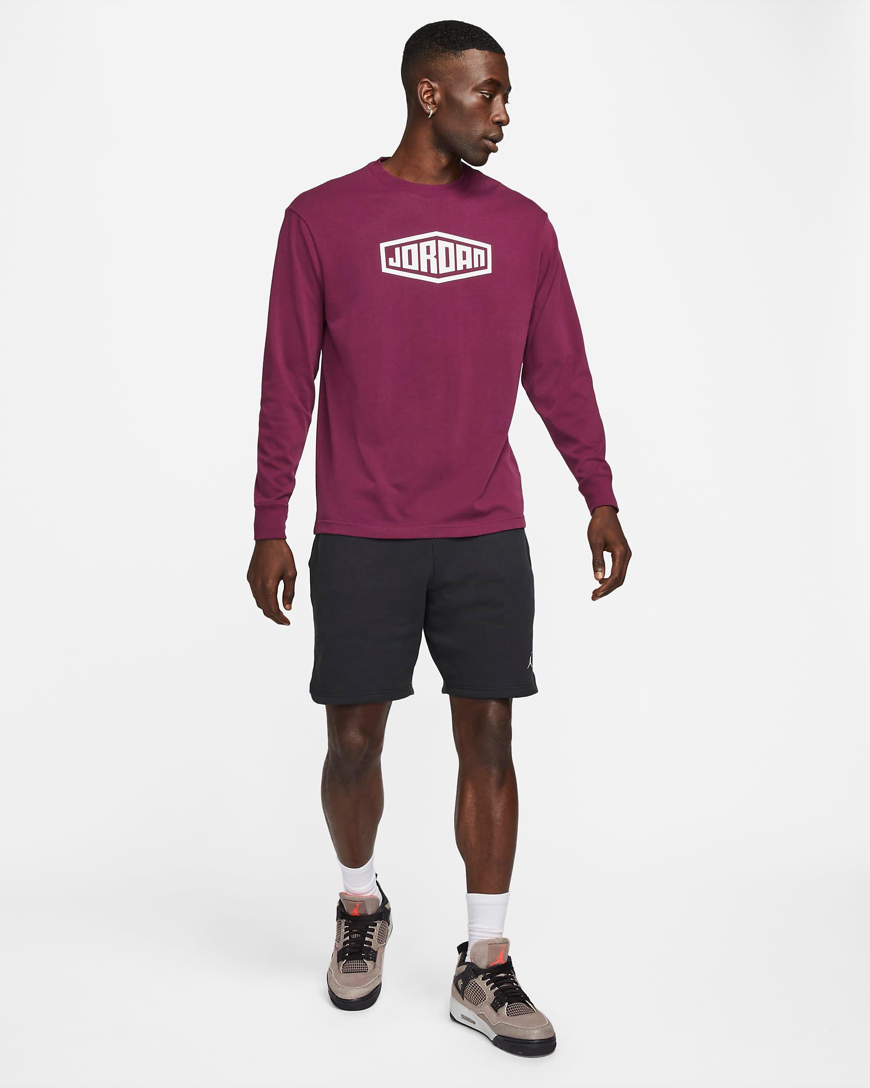 jordan-bordeaux-sport-dna-long-sleeve-shirt-outfit
