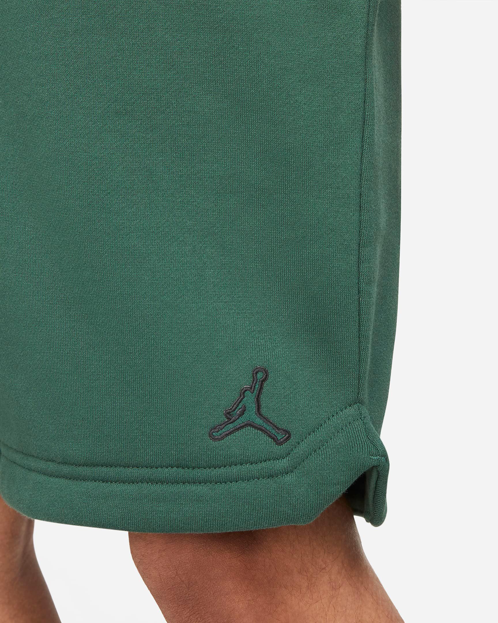 jordan-noble-green-essentials-fleece-shorts-4