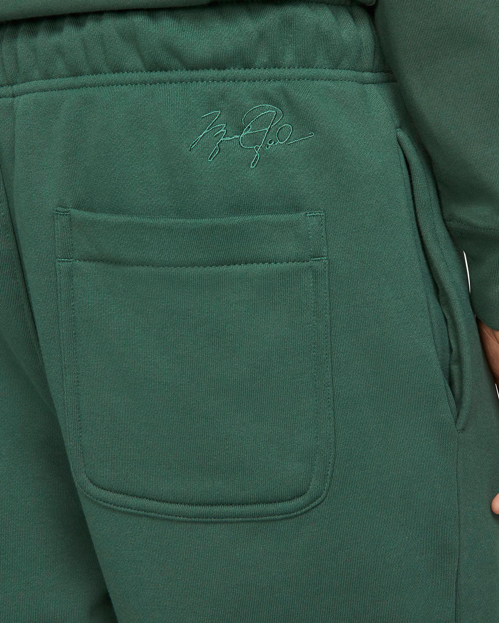 jordan-noble-green-essentials-fleece-shorts-5