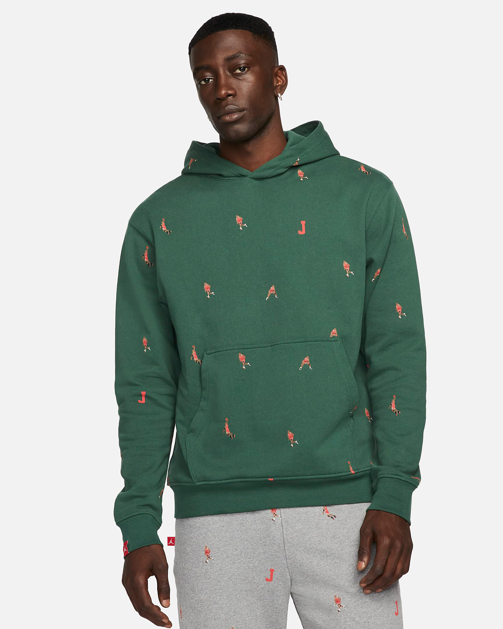 jordan-noble-green-essentials-printed-hoodie-1