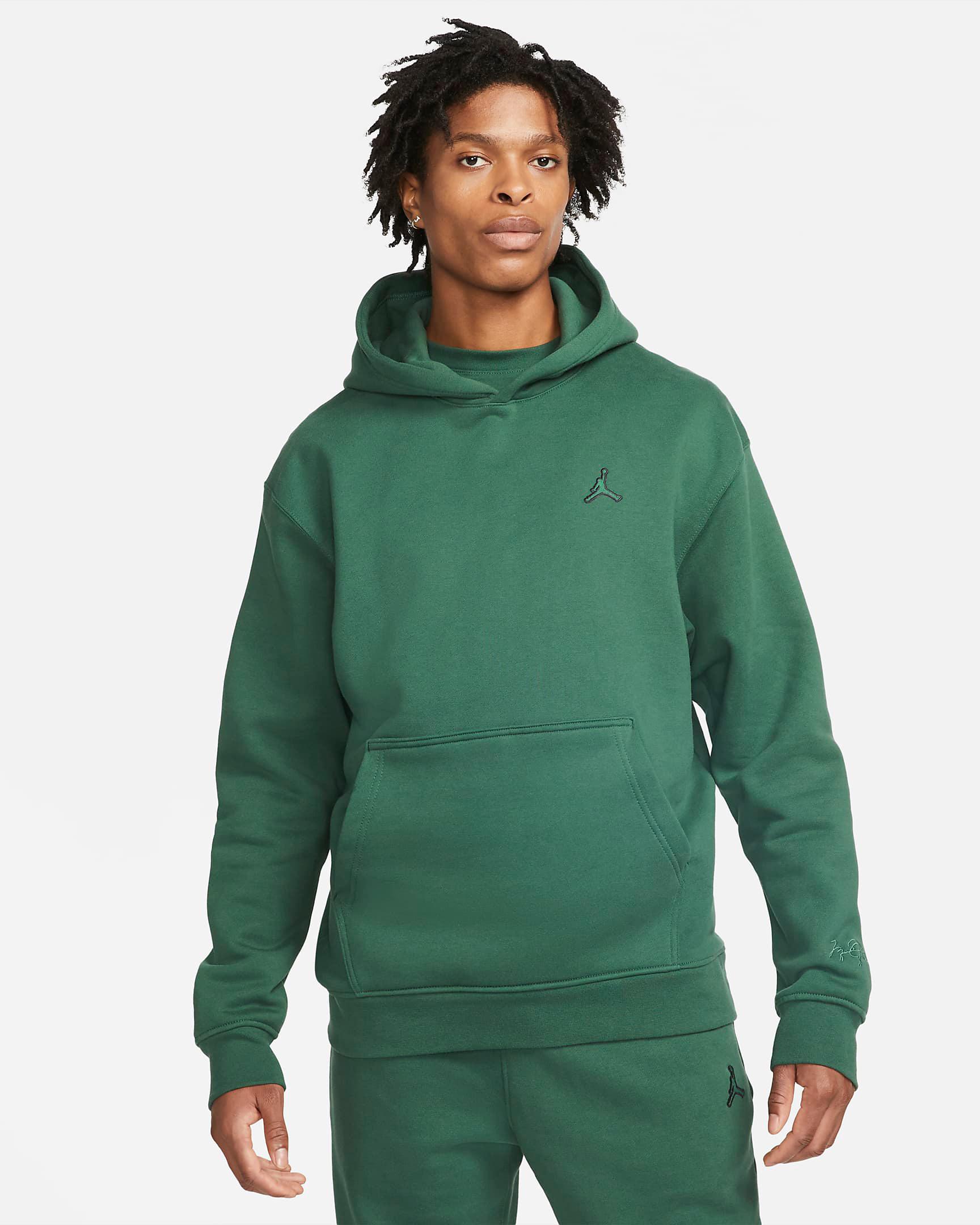 jordan-noble-green-essentials-pullover-hoodie-1