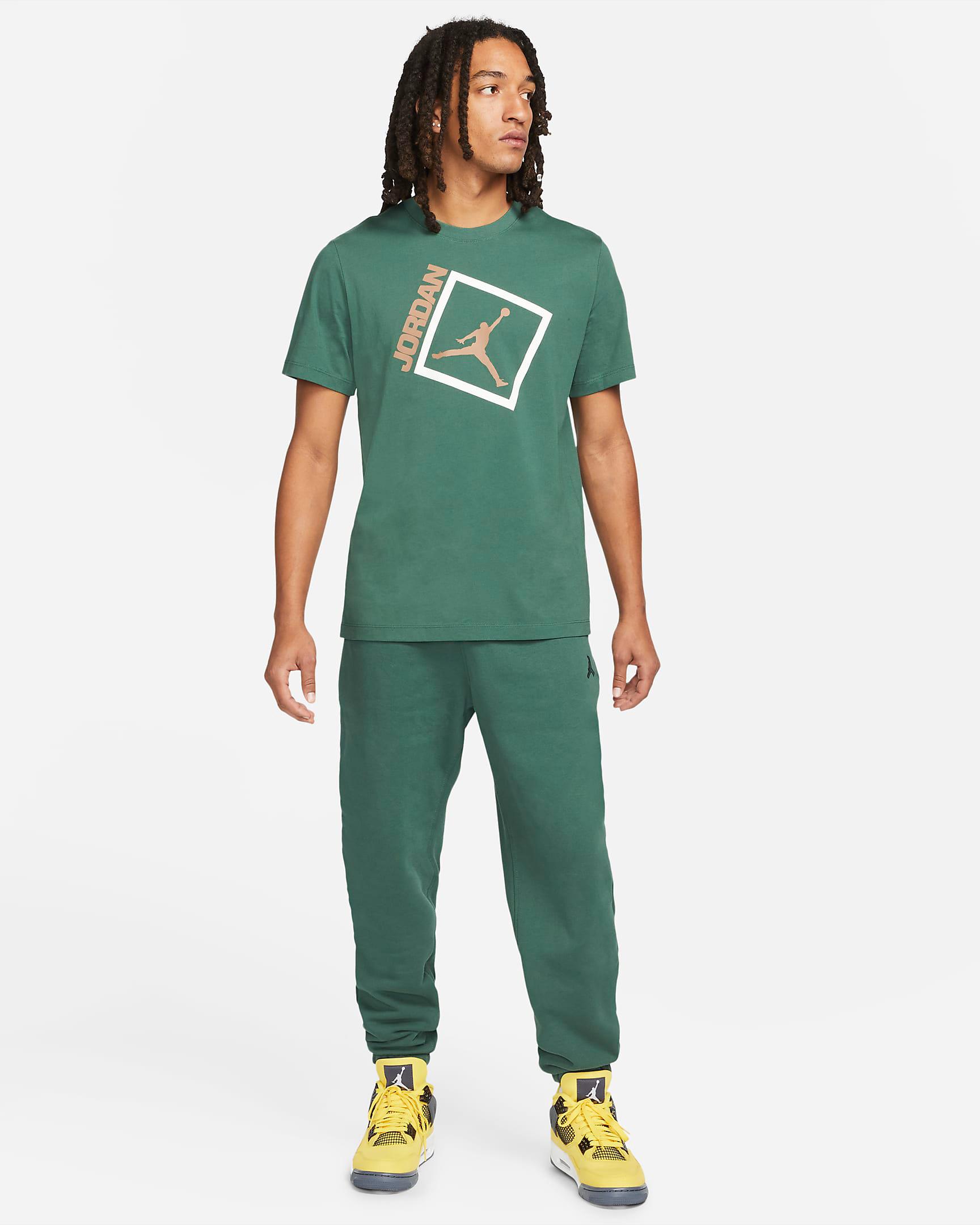 jordan-noble-green-jumpman-box-shirt-pants-outfit