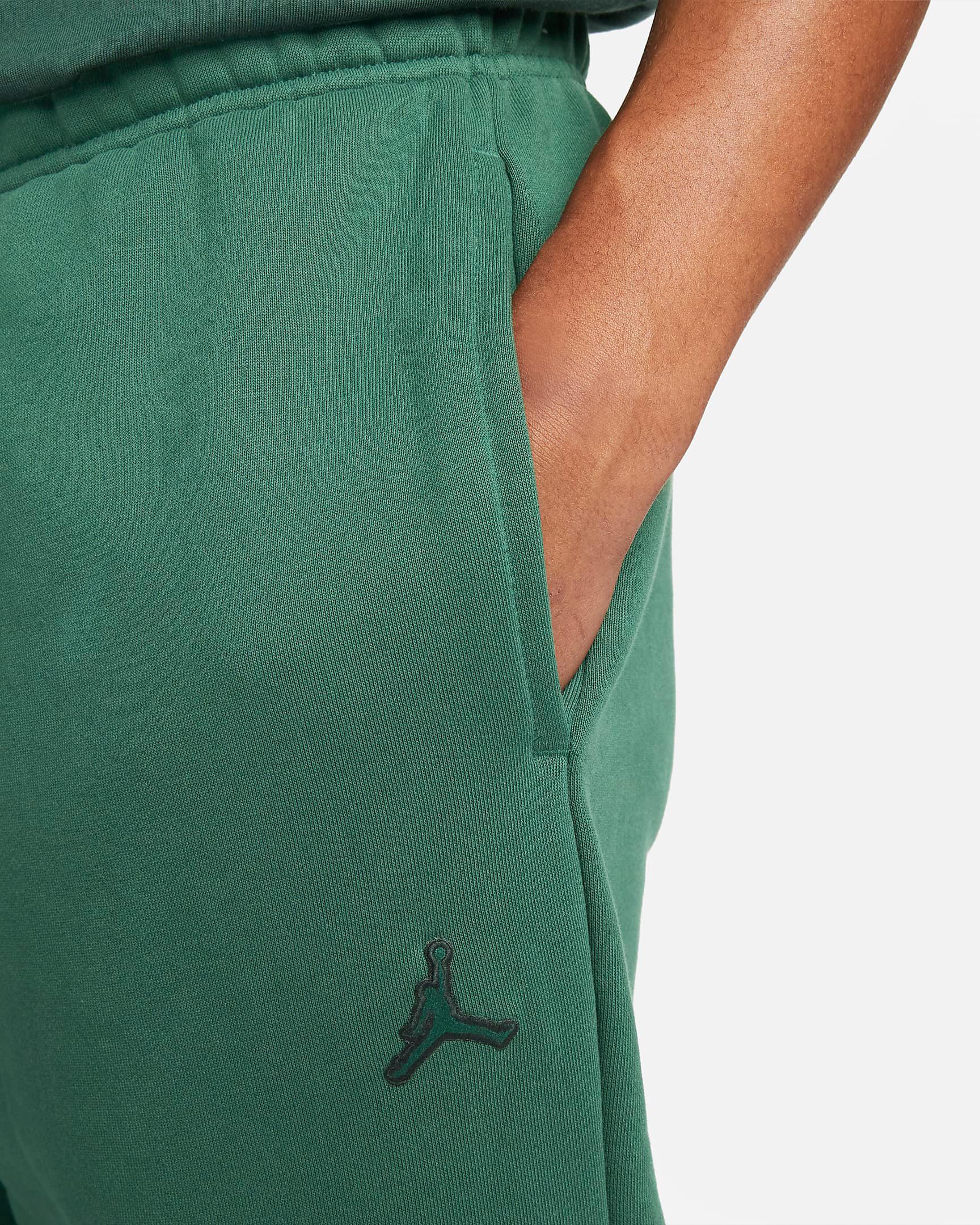 jordan-noble-green-statement-fleece-pants-3