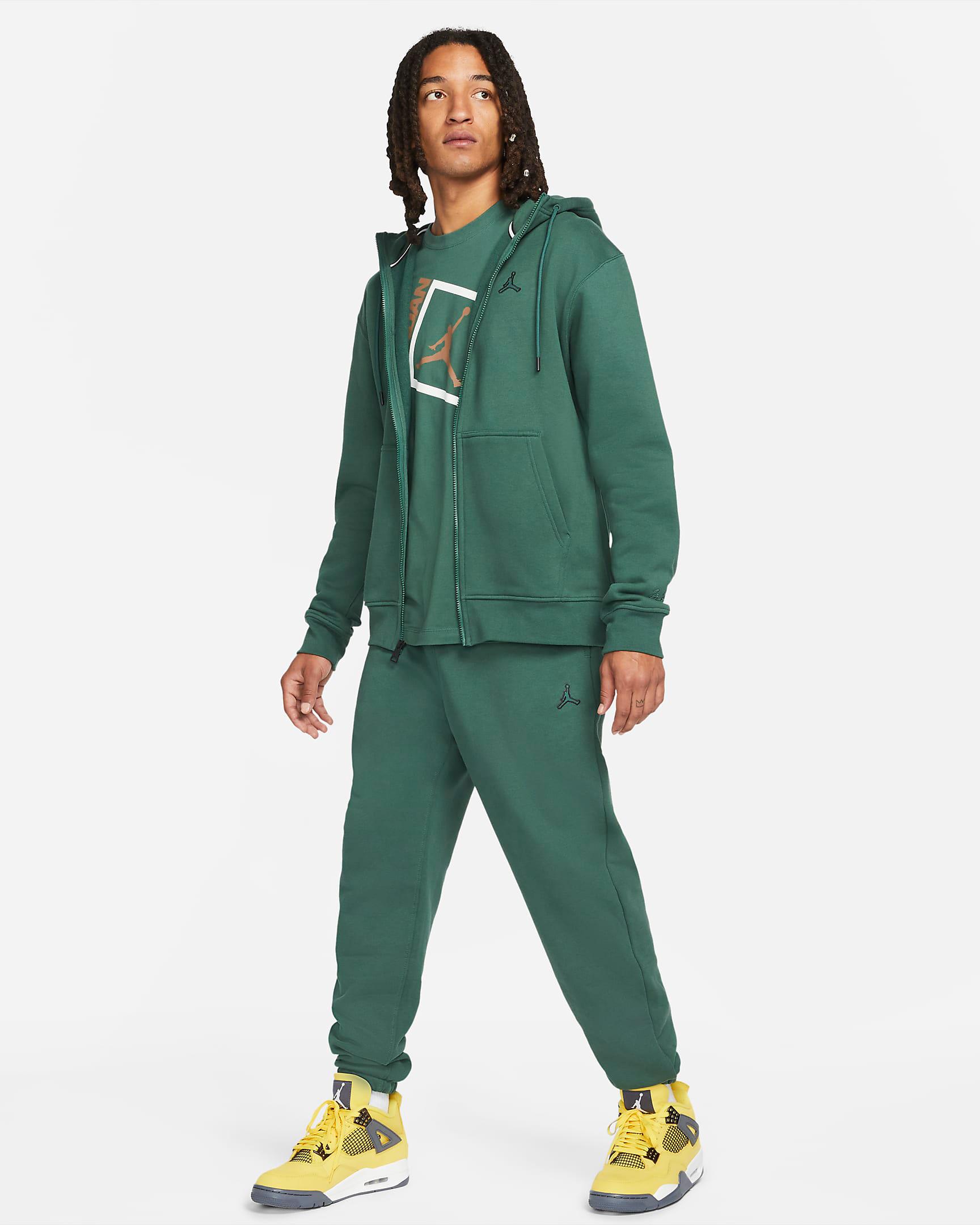 jordan-noble-green-statement-hoodie-pants-outfit