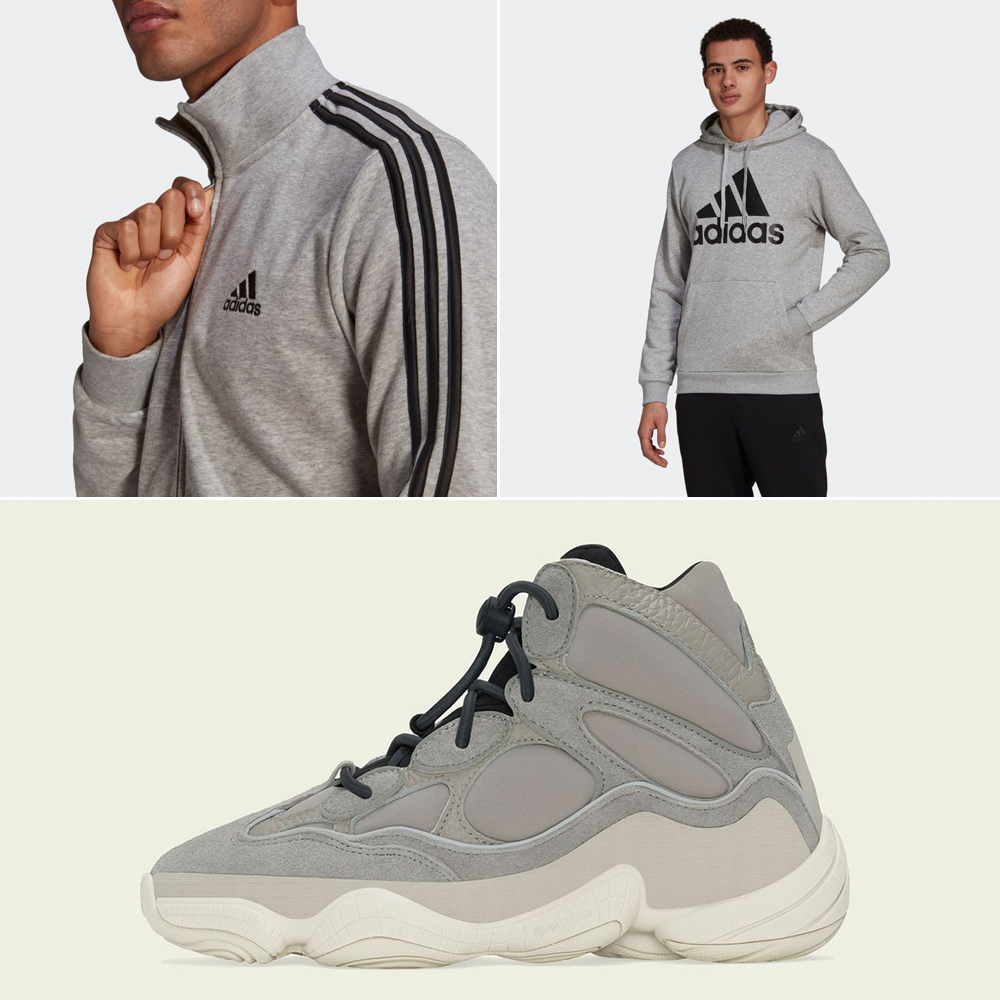 yeezy-500-high-mist-stone-matching-clothes